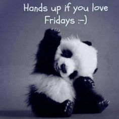 Luv Fridays!