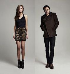 AllSaints | À la mode Montréal #montreal #fashion #clothes #british #coats #style