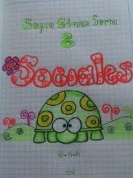 Resultado de imagen para marcar cuadernos timoteo Notebook Art, School Notebooks, Borders And Frames, Anchor Charts, Book Design, Flora, Doodles, Clip Art, Bricolage