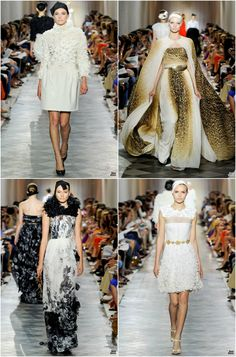 #kamzakrasou #sexi #love #jeans #clothes #dress #shoes #fashion #style #outfit #heels #bags #blouses #dress #dresses #dressup #trendy #tip #new #kiss Fotografie z prehliadky HAUTE COUTURE Giambattista Valli - KAMzaKRÁSOU.sk