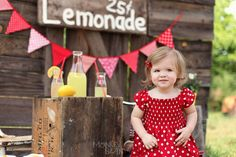 Important life rule: when you see a lemonade stand, stop & buy a glass! remember when it was you sitting out there all day as a kid?