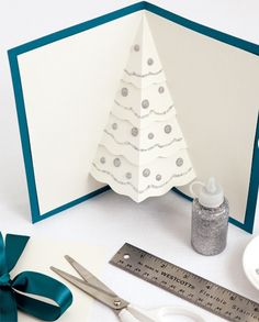 10+ DIY Christmas cards-  MoreDesignPlease