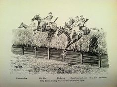 Aintree Grand Nationals- Past and Present by Brown, Paul (Author & Illustrator)~: The Derrydale Press Hardcover, 1st Edition - The Cary Collection - http://www.abebooks.com/servlet/BookDetailsPL?bi=7707522188&searchurl=an%3Dpaul%2Bbrown%26amp%3Bdj%3Don%26amp%3Bsortby%3D1