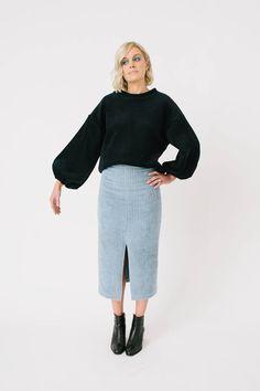 Array Top/Dress - Papercut Patterns