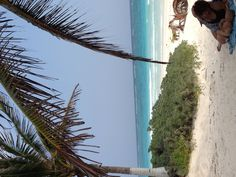 El Parasio beach. Tulum