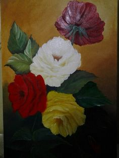 Roses by Ilson Paiva