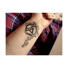 Linkin Park Underground ❤ liked on Polyvore featuring accessories and tattoos