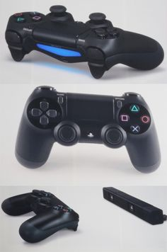 Official PS4 controller.