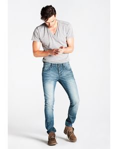 The GQ Guide to Denim~ DKNY Jeans The Williamsburg Jean $69.50