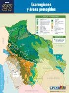MAPA: Ecorregiones y áeras protegidas