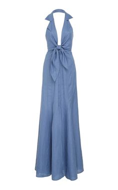 Acacia Floral Maxi Dress by Agua by Agua Bendita Belted Dress, Floral Maxi Dress, Dress Outfits, Cool Outfits, Women's Dresses, Bra Extender, Temperley, Daily Fashion, Wedding Styles
