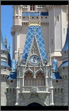 Castle front - Magic Kingdom (Florida)