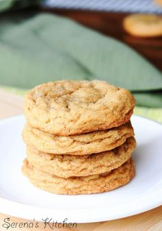 Soft Gingerbread Cookies Recipe on Yummly. @yummly #recipe