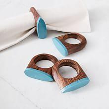 Cloth Napkins & Napkin Rings | west elm