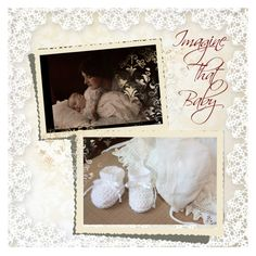 Imagine That Baby by cravecute on Polyvore featuring art, Baby, EtsySpecialT and SpecialTweek
