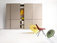Schränke | Aufbewahrung | Made to measure wardrobe | LEMA. Check it out on Architonic