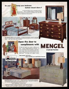 1000 Images About Mengel Furniture On Pinterest Furniture Companies Bedro