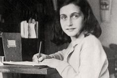 On this date in 1942, Anne Frank received a diary for her 13th birthday: 10 Things to Know About Anne Frank's The Diary of a Young Girl | Mental Floss
