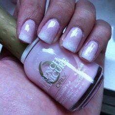 Ombre French Nails #pinknails #cutenails #nailart #frenchnails #orly  - bellashoot.com