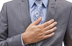 Placing A Hand Over Your Heart Promotes Honesty
