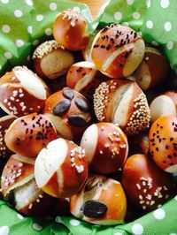 Super Party Snack der unglaublich schnell geht und dazu halt auch echt lecker schmeckt... ;)     Laugenkonfekt     Man nehme tiefg...