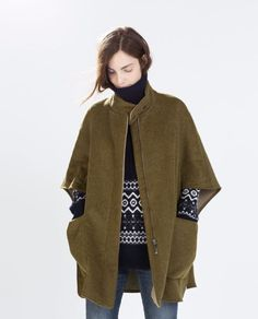 This is a collection of the trendiest coats of the fall/winter season. Capes, shearling, military  and duffle coats are just a few of the trending to be on the lookout for. There is a look and styl...