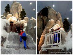 Ski Dubai's Snow Park