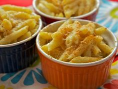 Penne ai Quattro Formaggi (Mac 'n' Cheese) from CookingChannelTV.com