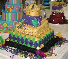 mardi gras wedding theme ideas | 1st BDay cake ideas!!! Let's see pics!!! - BabyCenter