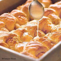 Gooseberry Patch Recipes: Orange Coffee Rolls