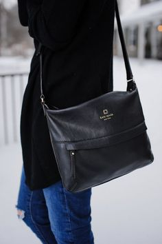 I bought this bag for my mom but I want it in the red- Kate Spade crossbody bag - leather purses designer, branded purse for ladies, handbag organizer *ad