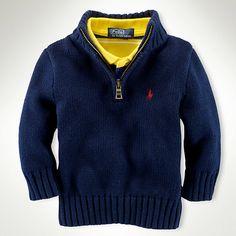 Ralph Lauren Sweaters for Baby Boys