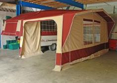 Tent Valeting Services - make Pennine and Conway awnings servicing repairs etc & Kampa Kitchen Tent from Jacksons of Old Arley | Camping and ...