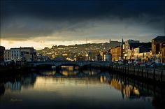 Cork, Ireland. love this city!