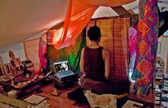 Indie Hippie Room Ideas
