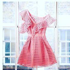 Lace #frill #mini #dress #arriving #soon ✈️✈️✈️