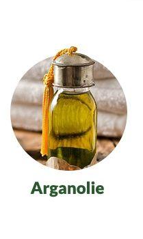 Arganoil. www.olijfoliezeep.nl