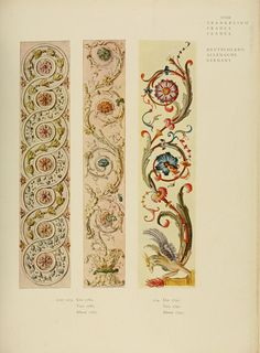 An encyclopaedia of colour decoration from the ...