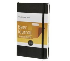 Perfect for documenting your journey with beer! This journal is well laid out, and makes it easy for people at any level to record tasting notes, relevant recipes and comments.