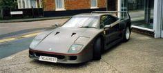 All The Secrets Of The Sultan Of Brunei's Modified Ferrari F40s