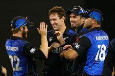 3ee7142e4f11 Photo gallery  Cricket World Cup final - New Zealand v Australia -  Melbourne Cricket Ground