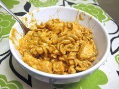 Chicken Enchilada Mac & Cheese