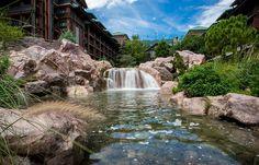 Walt Disney World Resorts -- Disney's Wilderness Lodge
