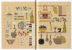 from 'Cuisine' by Marie-Anne Rethoret-Melin /Mango Pratique/