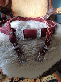 Belts & Collars ~ East Side Collars