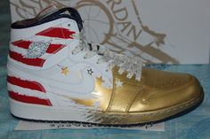 66797854d2d1bb Dave White x Air Jordan 1  WINGS For The Future  - Available on eBay -  SneakerNews.com