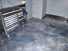 Metallic Marble Stains - The Concrete Protector | Wapakoneta, Ohio