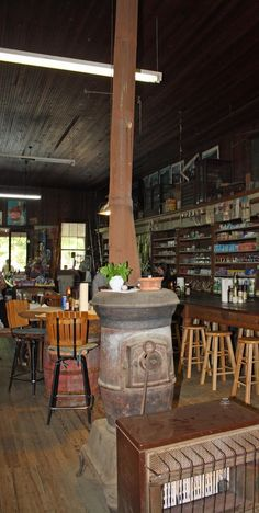 Southern Lagniappe: Dinner at an Old Country Store