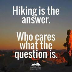 Hiking is... | Pedestris - Andar Encantado | Bloglovin'