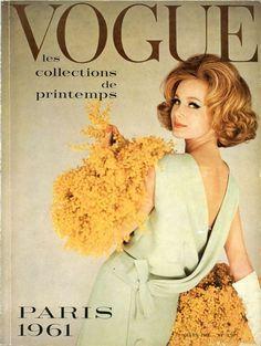 Vogue Paris, March 1961